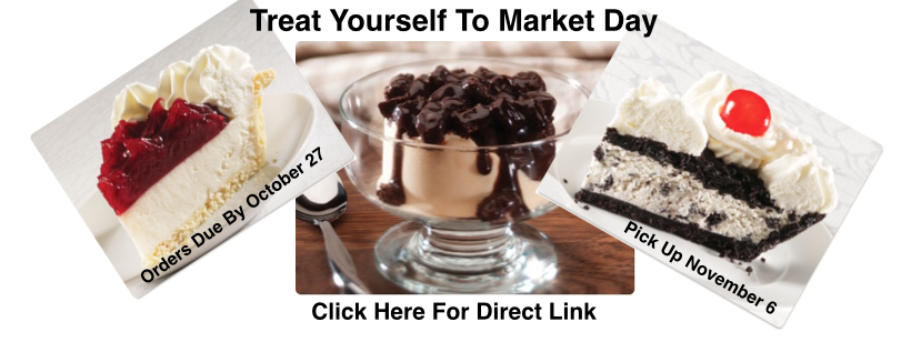 Market Day Pies